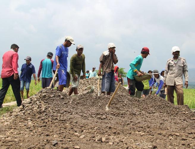 Percepatan Penyaluran Dana Desa Dukung Kesuksesan PPKM Mikro