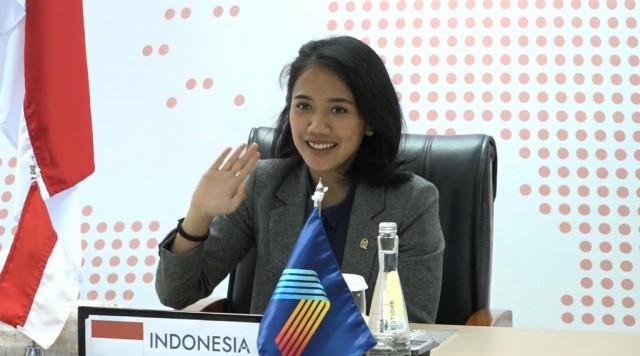 Puteri Komarudin Tegaskan Pentingnya Peran Perempuan di Parlemen